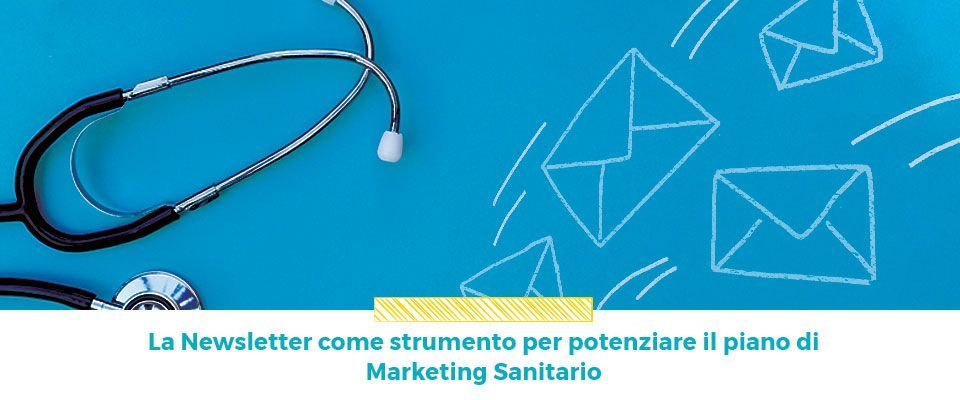 Newsletter Marketing Sanitario